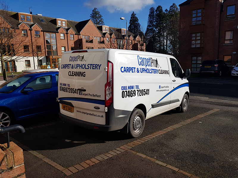 Carpet & Upholstery Cleaners in Belfast